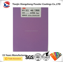 Application Method Spray epoxy polyester powder coating