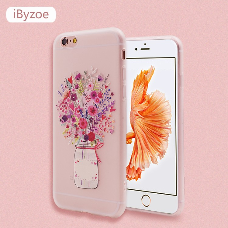 Ultra Slim 3D Sublimation Tpu Case for Huawei Mate8 Phone Silicon Soft Back Cover