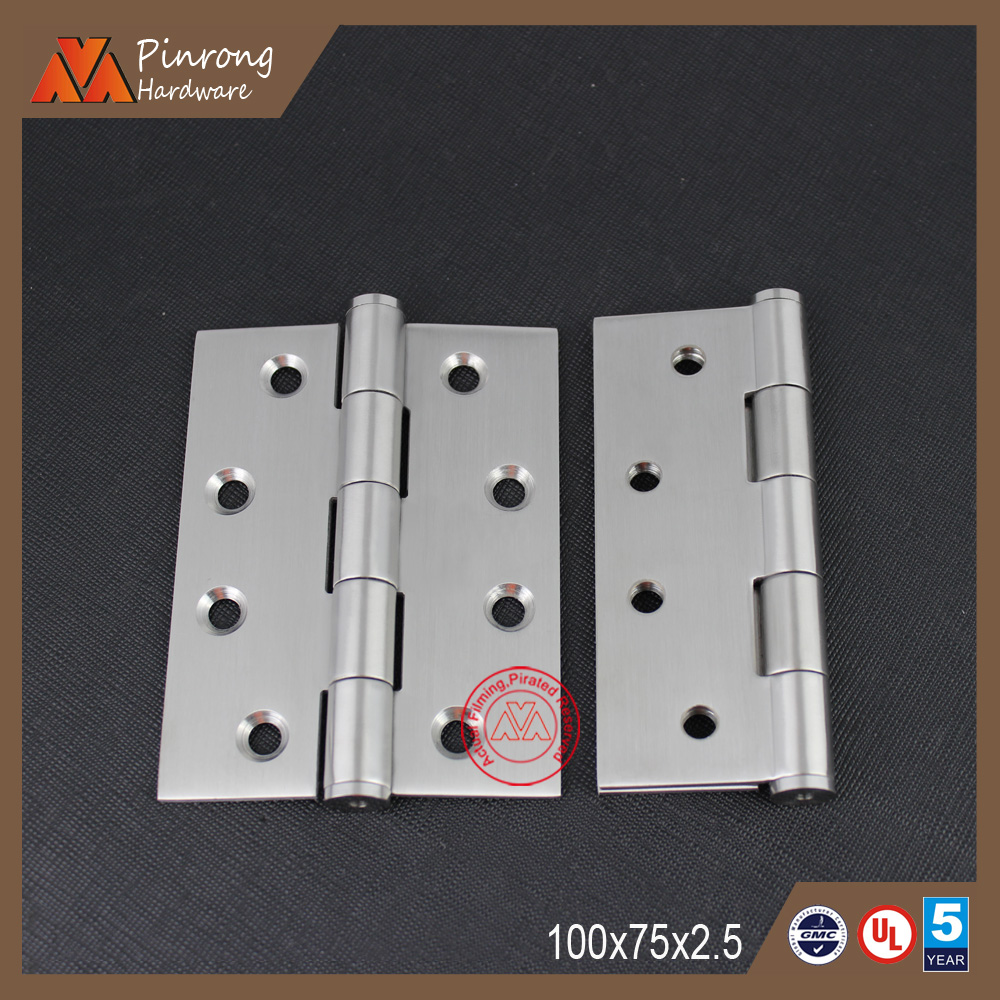 Modern design door & window hinges type ss 304 stainless steel manufactured in China