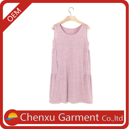 100% printed rayon fabric women homewear pajamas