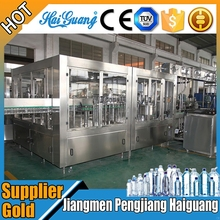 Professional top quality automatic haiguang second hand filling line