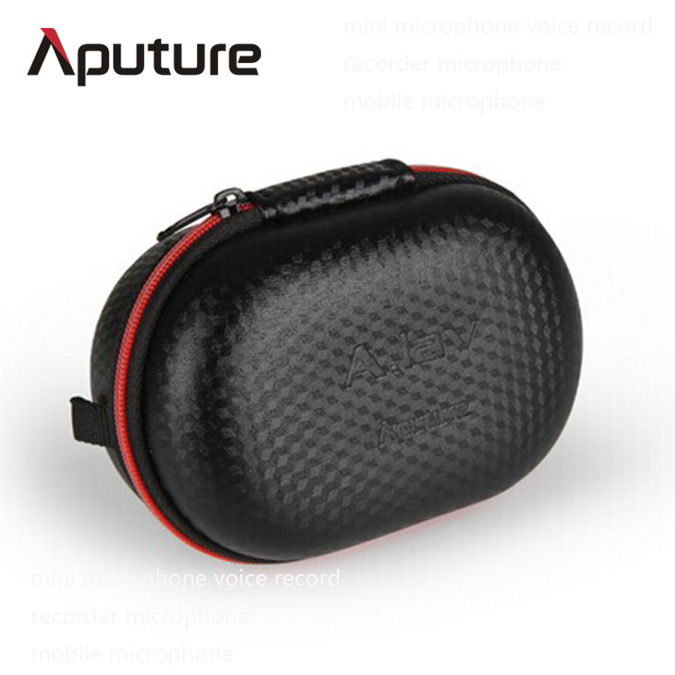 Aputure A Lav Microphone Mic Input Audio Lavalier for iphone, recorder, laptop, Professional Lavalier Microphones