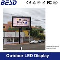 full color outdoor P10 big screen electronic LED giant display