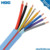 cable instrument Fire resistant cable IEC 60331-21 300/500V LSHF grey PE PVC sheath 1.5 2.5 CU/XLPE/IS/OS/SWA/PVC
