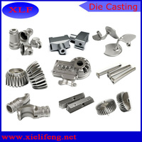 ShenZhen eletrical motor castings and forging parts,cast iron forge
