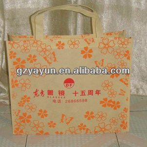 china cheapest non woven shopping bag