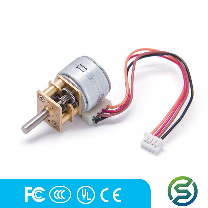 5v low price micro stepper motor for 3D Printer and security system