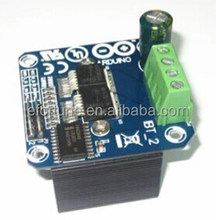 High power intelligent car motor driver module BTS7960 a semiconductor refrigeration driven current limit control N39