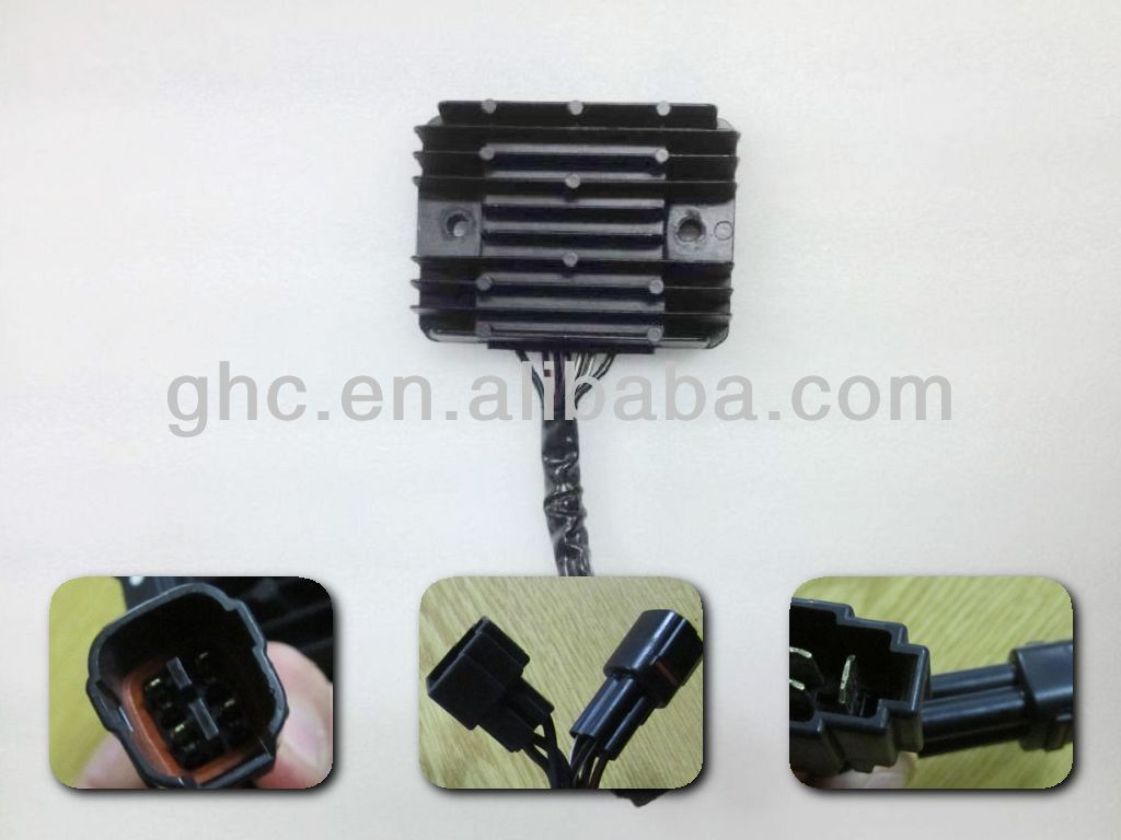 GSXR 600/750 regulator rectifier from Taiwan