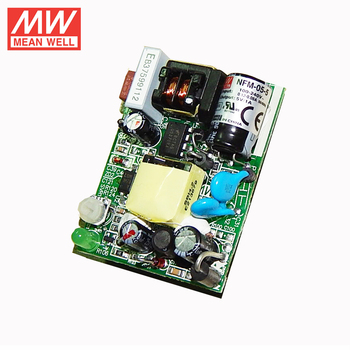 MEAN WELL 5W Open Frame Power Supply 5V 1A Single Output On Board Type Medical Type CUL&TUV&CB&CE NFM-05-5
