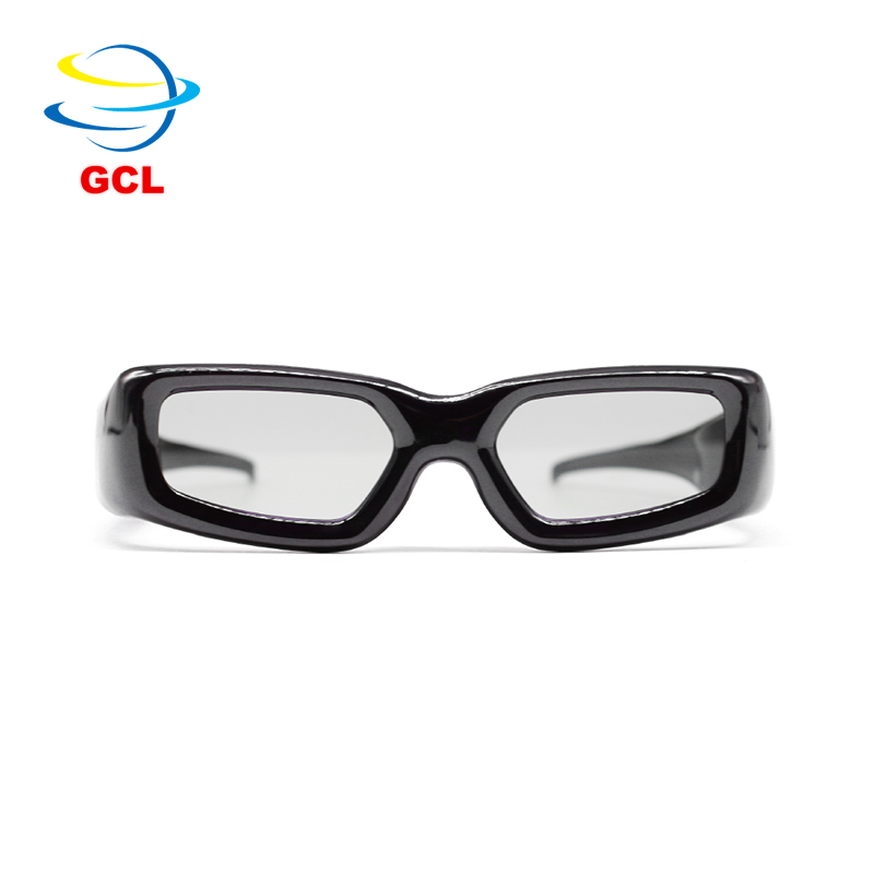 2017 New Hot sale cheap Active shutter 3D TV glasses