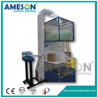 Newest design high quality Air Bubble Film Bag Making Machine