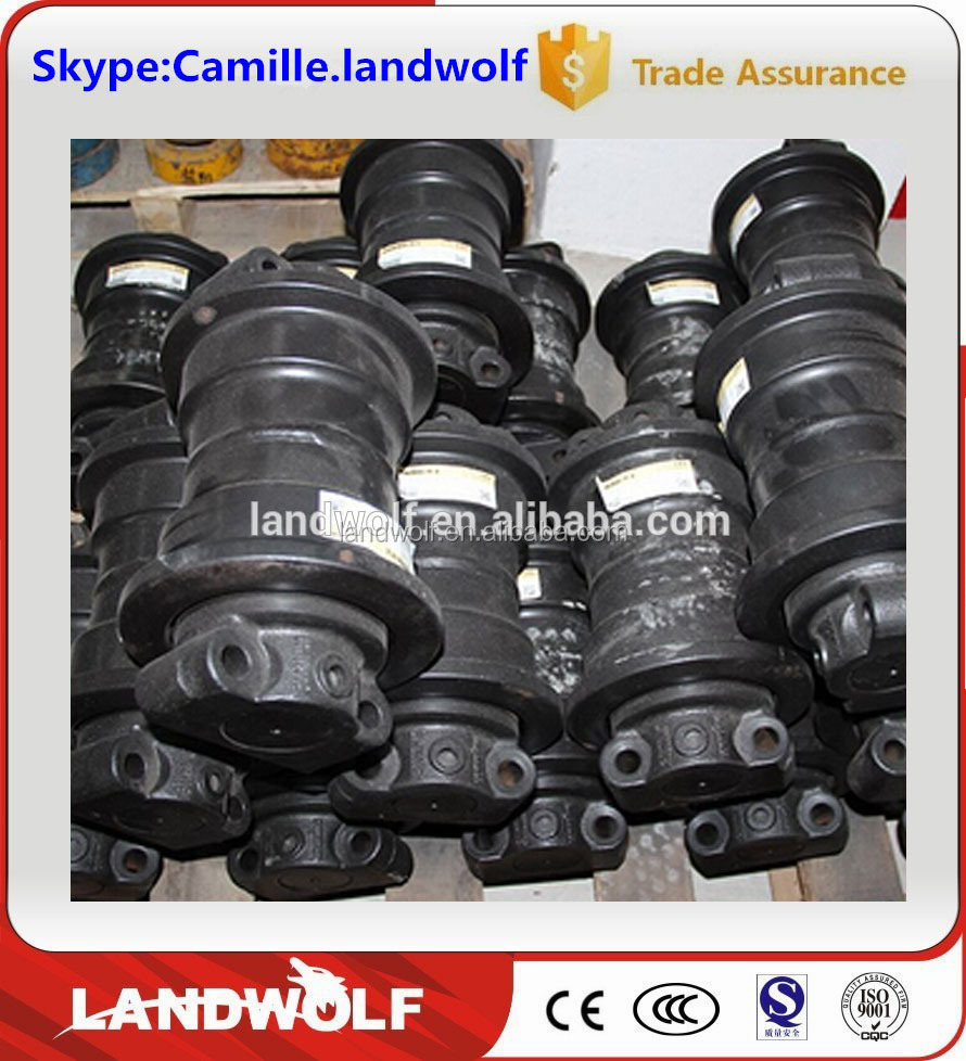 excavator carrier wheel,SANY/XCMG/Liugong track roller,excavator undercarriage parts