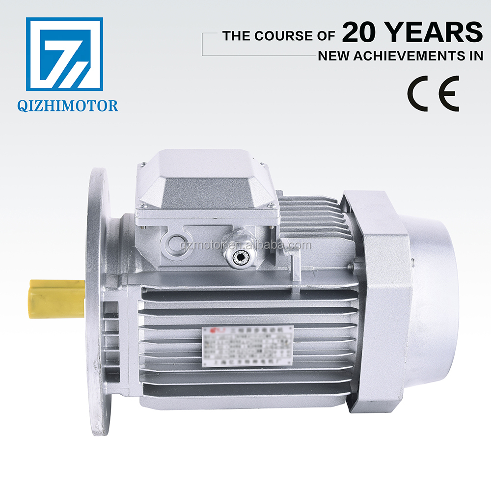 abb siemens weg electric motor 55kw 230/380 AC Voltage and CE Certification