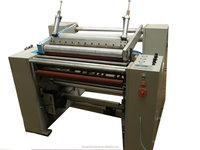 Slitting and Rewinding Machine, fax paper or heat sensitive paper or cash register paper slitter rewinder
