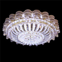 2017 High Ceiling LED Crystal Banquet Decoration Chandelier For Dinning Room
