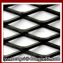 Exterior decorative building facade decorative aluminum expanded metal mesh panels/expanded metal mesh price