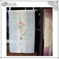 In many styles exquisite polyester magnetic screen door curtain