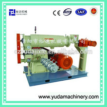 CE SGS ISO floating food fish feed extruder machine