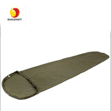 Military Green Heat Preservation Customized Bivy Cover Sleeping Bag