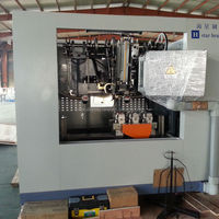 High Speed 5 Axis 3 Heads