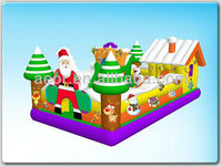 Hotsale cheap outdoor christmas inflatables for kids