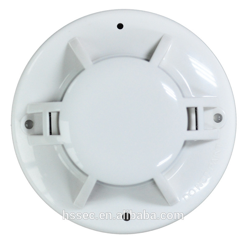 2 wire smoke detector for car