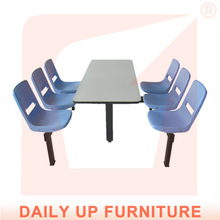 Modern Furniture Dining Room Set Tables And Chairs Used For Restaurant Mess Hall Desk and Chairs