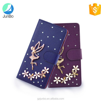 Litchi pattern DIY pu Leather S8 phone case new arrival