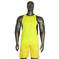 soccer jersey training vest with competitive price