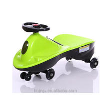 Plastic baby swing car driving toy car /classic ride on car for kids