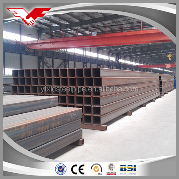 Seamless cheap building materials general trading company Reasonable Price black steel pipe