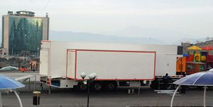Double Expandable Trailers (Extendable Trailers)