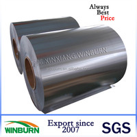Strong and Thick Aluminum/Tin Foil Raw Material with High-Tensibility