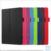 Litchi Pattern PU Leather Stand Case Cover for Amazon Kindle Fire HD 8 2015