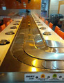 food grade sushi conveyor belt system