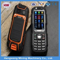 long standby/talk time KTW series explosion-proof mobile phone