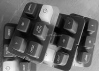 silicone /rubber keyboard push button switch
