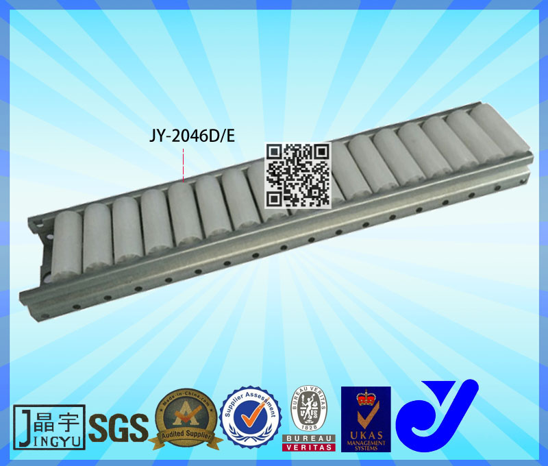 JY-2046F| China impact roller & idler easy assembly in conveyor