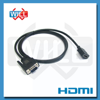 1080P HDMI to VGA Cable with Audio HDTV PC