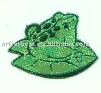 Custom Design Fashionable embroidery patch emblem