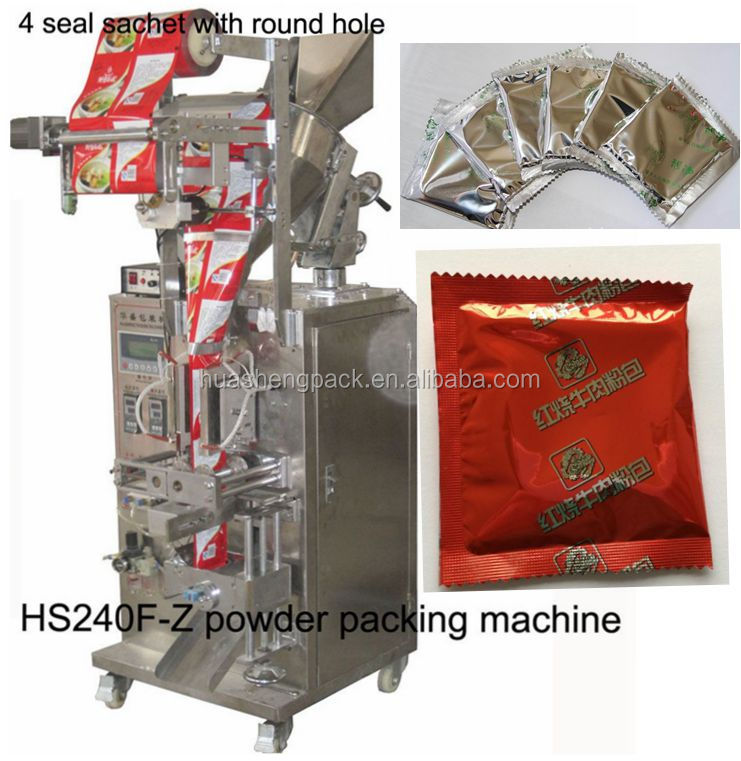 Instant noodles spices /Soup base powder packaging machine