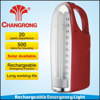 CR-2111PL Rechargeable emergency soalr portable camping lantern
