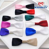 Best-Selling Unique China Factory Metal Bow Tie Clip For Gift Packaging