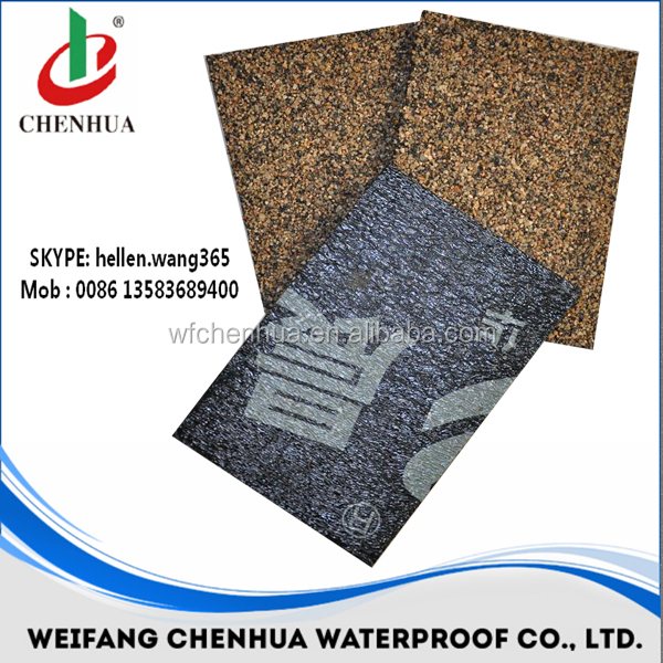 Construction building roofing materials name -- China factory direct sale