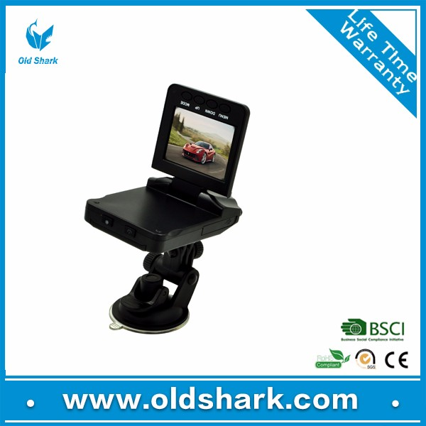 H198 best dash cam for car With 120 Degree Angle View Traffic camera recorder
