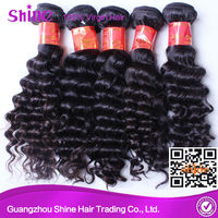 4 Pcs Raw Unprocessed Virgin Cambodian New Man Hair Pieces