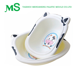 Pp Custom Size Quality-Assured Popular Specialized Baby Bathtub Manufacturer