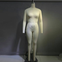 NAUTICA 6 bust mannequin tailor female fabric dummy full body mannequin hot sale