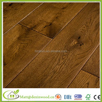 High Quality Wide Plank Oak Flooring